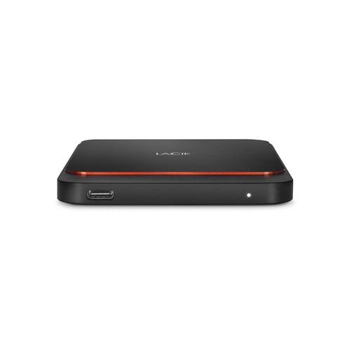 LaCie 500GB Portable USB 3.1 Gen 2 Type C External SSD Online Buy Mumbai India 03