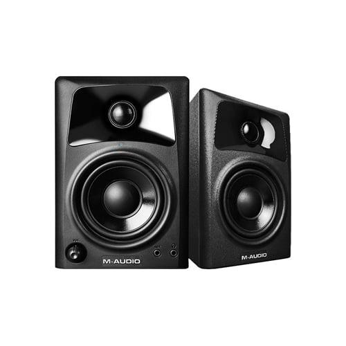 M Audio AV42 Desktop Speakers for Professional Media Pair Online Buy Mumbai India 01