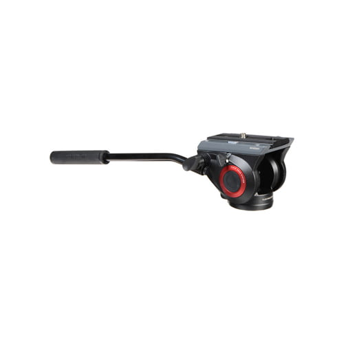 Manfrotto MVH500AH Fluid Video Head with Flat Base Online Buy Mumbai India 02
