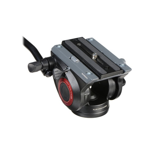 Manfrotto MVH500AH Fluid Video Head with Flat Base Online Buy Mumbai India 03
