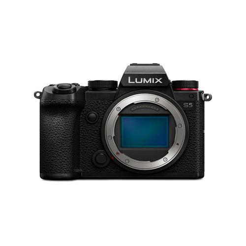 Panasonic Lumix DC S5 Mirrorless Digital Camera Body Online Buy Mumbai India 01