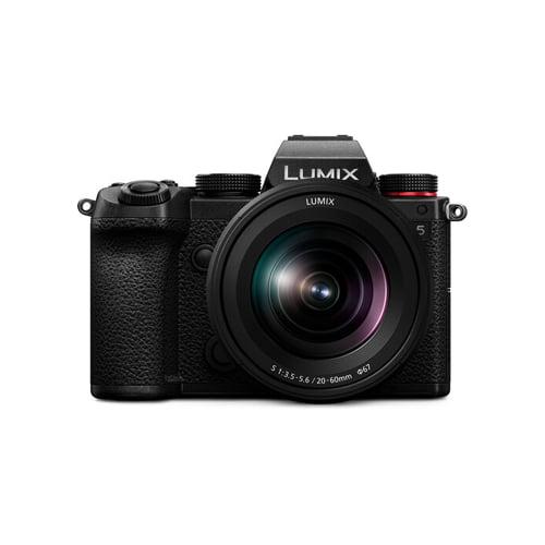 Panasonic Lumix DC S5 Mirrorless Digital Camera with 20 60mm Lens Online Buy Mumbai India 01