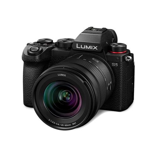 Panasonic Lumix DC S5 Mirrorless Digital Camera with 20 60mm Lens Online Buy Mumbai India 02