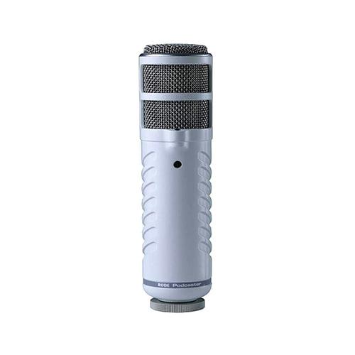 Rode Podcaster USB Broadcast Microphone Grey Online Buy Mumbai India 01