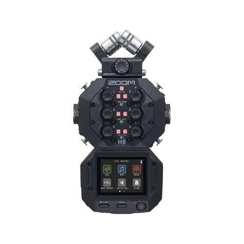 Zoom H8 8 Input Portable Handy Recorder Online Buy Mumbai India 01