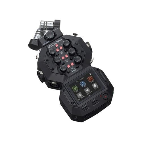 Zoom H8 8 Input Portable Handy Recorder Online Buy Mumbai India 02