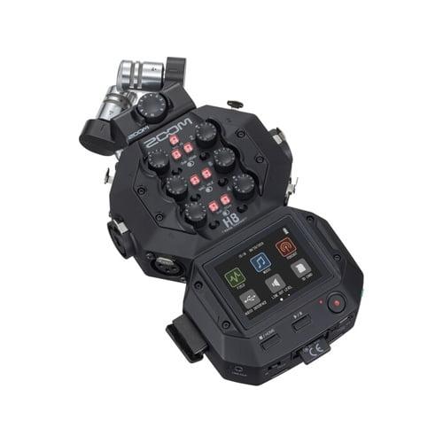 Zoom H8 8 Input Portable Handy Recorder Online Buy Mumbai India 05
