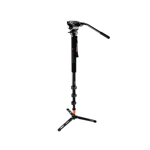 E Image MA 110 Aluminium Video Monopod with GH03 Head Online Buy Mumbai India 01