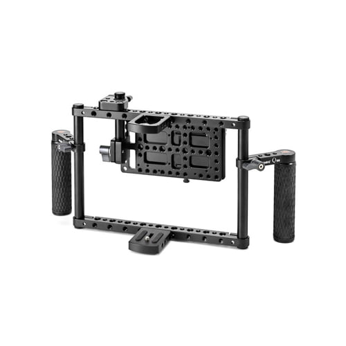 E Image Q100 Directors Monitor Cage with Rubber Handgrips Online Buy Mumbai India 01