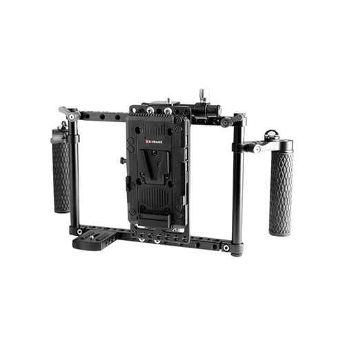 E Image Q100 Directors Monitor Cage with Rubber Handgrips Online Buy Mumbai India 02