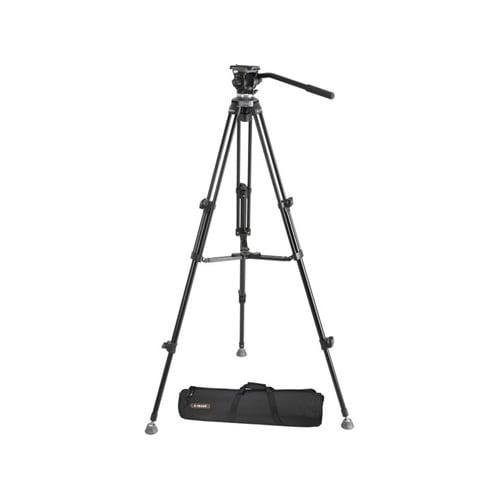 E image EK610 Professional Tripod Stand Kit with Fluid Head Online Buy Mumbai India 01