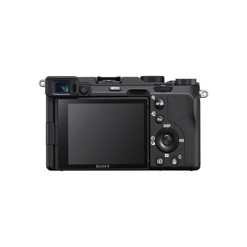Sony Alpha a7C Mirrorless Digital Camera Body Only Black 02