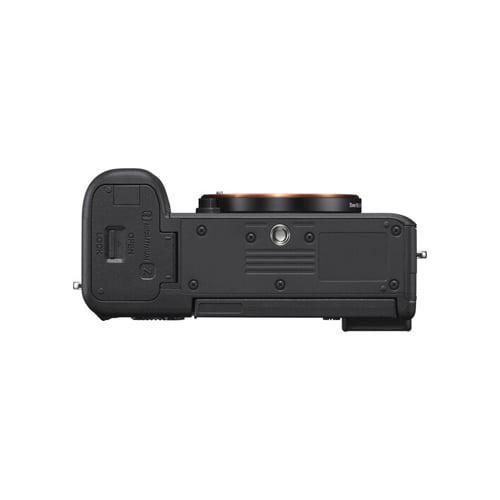 Sony Alpha a7C Mirrorless Digital Camera Body Only Black 04