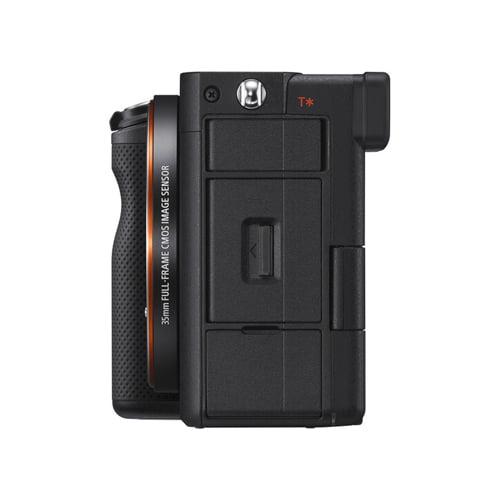 Sony Alpha a7C Mirrorless Digital Camera Body Only Black 05
