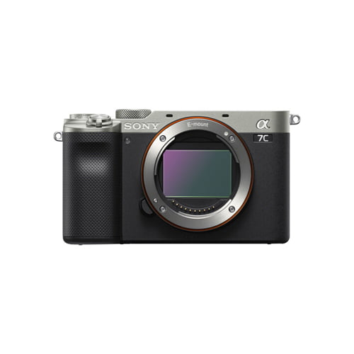 Sony Alpha a7C Mirrorless Digital Camera Body Only Online Buy Mumbai India 01
