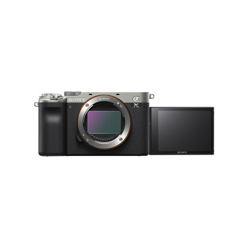 Sony Alpha a7C Mirrorless Digital Camera Body Only Online Buy Mumbai India 03