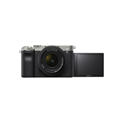 Sony Alpha a7C Mirrorless Digital Camera with 28 60mm Lens Online Buy Mumbai India 03