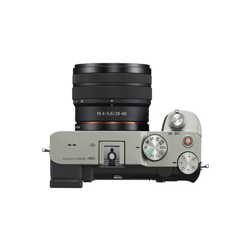 Sony Alpha a7C Mirrorless Digital Camera with 28 60mm Lens Online Buy Mumbai India 04