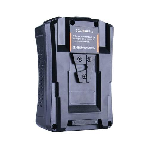 Soonwell B98 V 98Wh 14.8V Lithium Ion Battery V Mount Online Buy Mumbai India 02