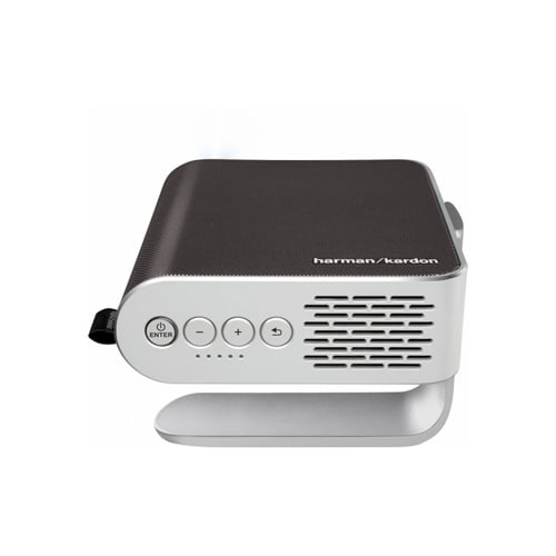 ViewSonic M1 LED Portable Wireless Projector with Harman Kardon Speakers Online Buy Mumbai India 03