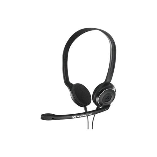 Sennheiser PC 8 Over Ear USB VOIP Headphone with Mic Online Buy Mumbai India 01