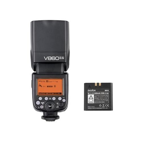 Godox VING V860IIS TTL Li Ion Flash Kit for Sony Online Buy Mumbai India 1