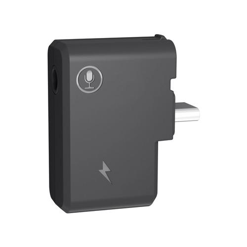 Insta360 3.5mm Mic Adapter with Charging Input Online Buy Mumbai India 2