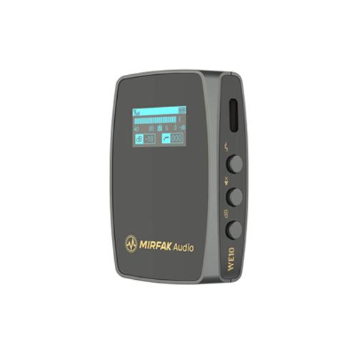 Mirfak Audio WE10 Compact Wireless Microphone System Online Buy Mumbai India 03