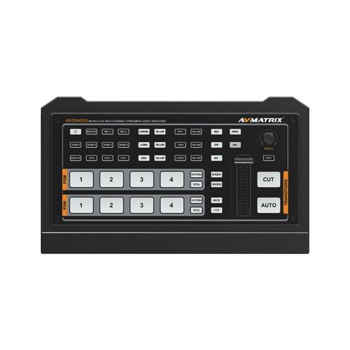 AVMatrix HVS0402U 4 Channel Live Streaming Video Switcher Online Buy Mumbai India 1