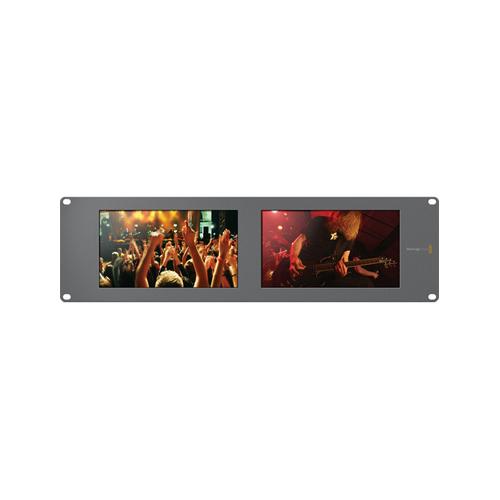 Blackmagic Design SmartView Duo Rackmountable Dual 8″ LCD Monitors Online Buy Mumbai India 1